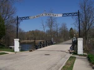 La Belle-Cemetery