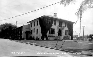 Armory bldg 1930
